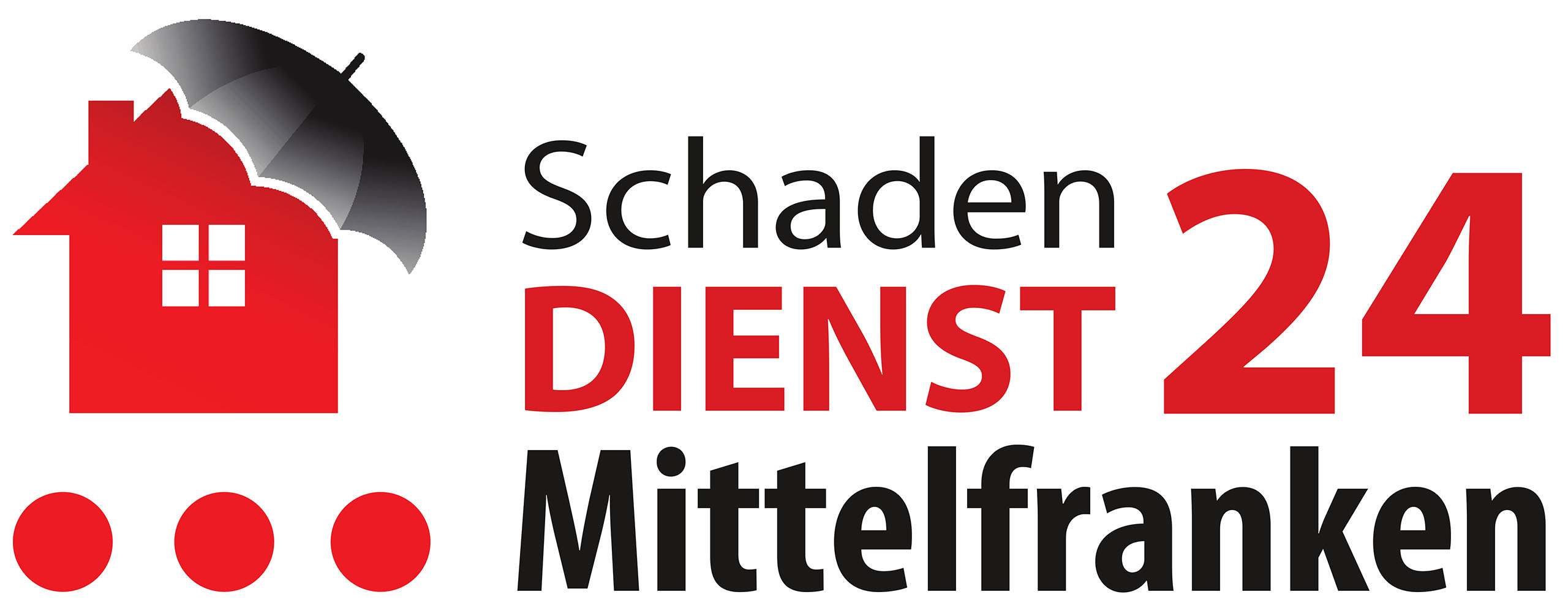 SchadenDIENST24 Mittelfranken Logo